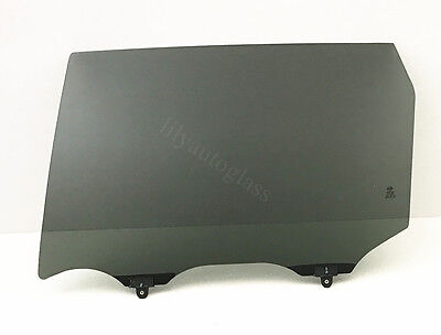 For 2014-2018 Nissan Rogue 4-DR Utility Rear Door Window Glass Passenger//Right