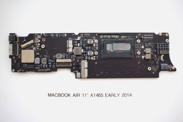 "Apple Logic Board for Macbook Air 11/"" A1465 2014 i5 1.4GHz 4GB 820-3435-B"