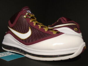 sports shoes 0f569 d4fe9 Image is loading NIKE-AIR-MAX-LEBRON-VII-7-CHRIST-THE-