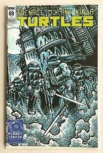 Teenage-Mutant-Ninja-Turtles-TMNT-69-Planet-Comicon-Exclusive-IDW-VF-NM