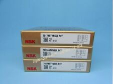 Nsk 7017a5tynsulp4y Abec 7 Super Precision Spindle Bearings Matched Set Of 3