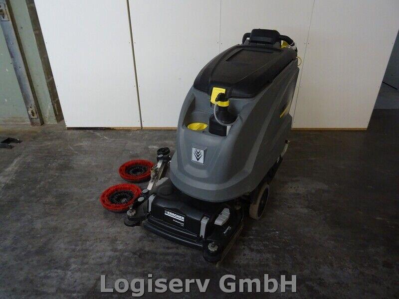 Bild 12 - Kärcher B60 W BP Pck Dose Bodenreinigungsmaschine Reinigungmaschine