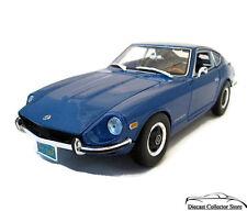 1971 Datsun 240Z MAISTO SPECIAL EDITION Diecast 1:18 Scale Blue