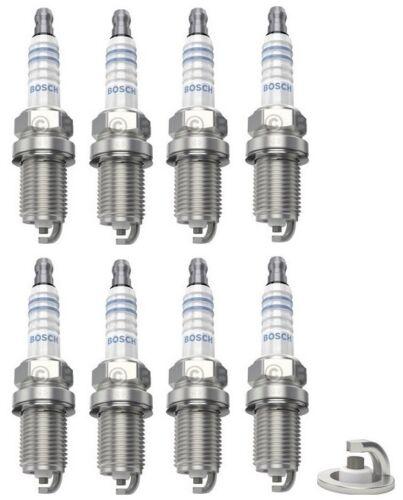 8 x candele Bosch si adatta ALFA ROMEO 75 164 2.0 TWIN SPARK SET