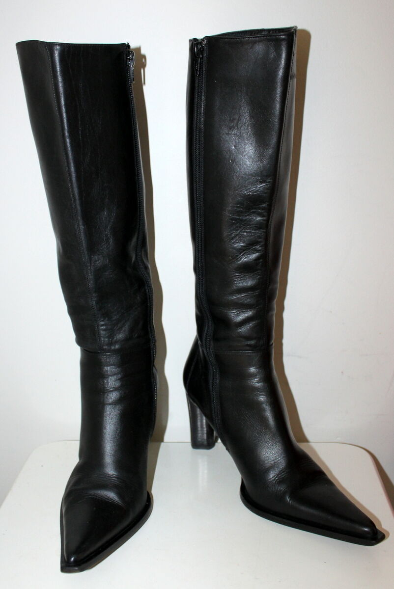 Maria cristina knee high boots women Eur 37 US-Aus 6.5 USED from