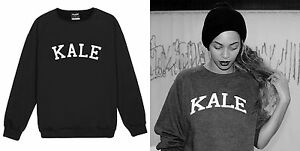 KALE-SWEATER-JUMPER-WOMENS-RETRO-FLAWLES-SURFBOARD-MUSIC-TUMBLR-HIPSTER-CUTE-NEW