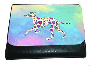 Greyhound-Purse-pretty-Design-Grreyhound-Lurcher-Wallet-Xmas-or-Mothers-Day-Gift