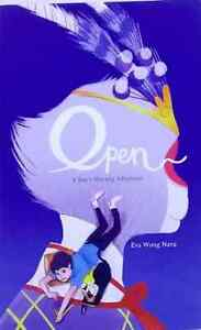 Signed Copy! Open: a Boy's Wayang Adventure by Eva Wong Nava inclusion autism PB