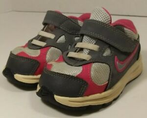 Image is loading Girls-Infant-Toddler-Size-6C-NIKE-Athletic-Shoes- a4e3359d1