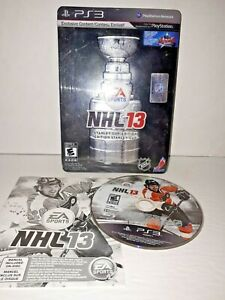 NHL-13-Stanley-Cup-Collector-039-s-Edition-Sony-Playstation-3-2012