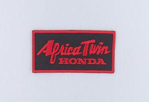 Honda Moto Biker Patch Toppa Ricamata Termoadesiva