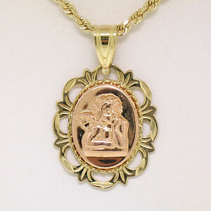 charm guardian pendant charms angel gold small direct