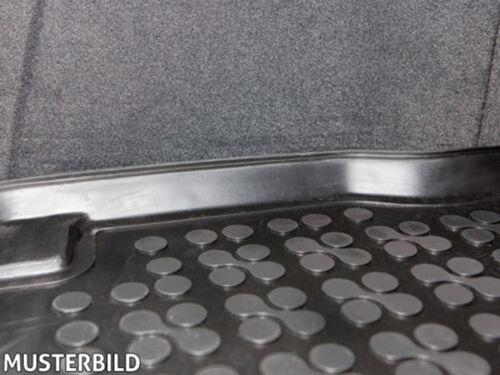 Gummi-Kofferraumwanne BMW X1 E84 2009-2015 Laderaumwanne