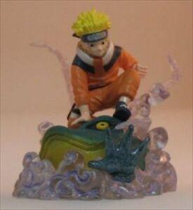 Bandai Naruto Real Shippuden Ninja Collection Gashapon Figure Part 2 Naruto