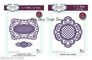 Creative-Expressions-Sue-Wilson-Frames-amp-Tags-Die-Collection-SALE-PRICE