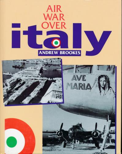 1 of 1 - Air War Over Italy (Ian Allan) - New Copy