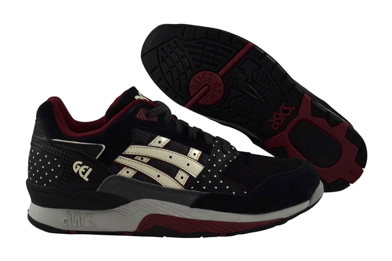 Asics GT-Quick schwarz schwarz schwarz glow in the dark Schuhe schwarz H443L9007 8edf05