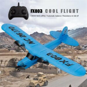 FX803-Mini-2-4G-RC-Airplane-Plane-Helicopter-2CH-Fixed-Wing-Aeroplane-Glider-Toy