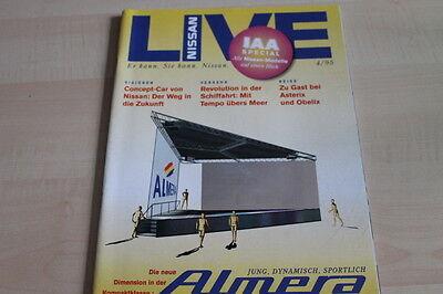 124758) Nissan Almera - Live Magazin 04/1995