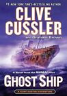 Ghost Ship by Graham Brown, Clive Cussler (Hardback, 2014)