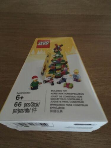sealed LEGO 5004934 XMAS TREE PROMOTIONAL new