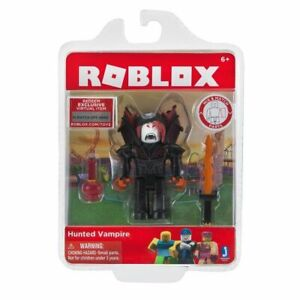 Roblox Toy 2017 Series 2 Hunted Vampire Mini Figure With Online Code - 2 phones roblox code