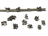 Animal Beads For 550 Paracord Bracelets / European Charm Bracelets - 4mm Hole