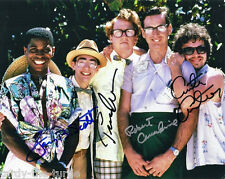 Revenge of the Nerds Cast  Autograph Reprint Robert Carradine Anthony Edwards +