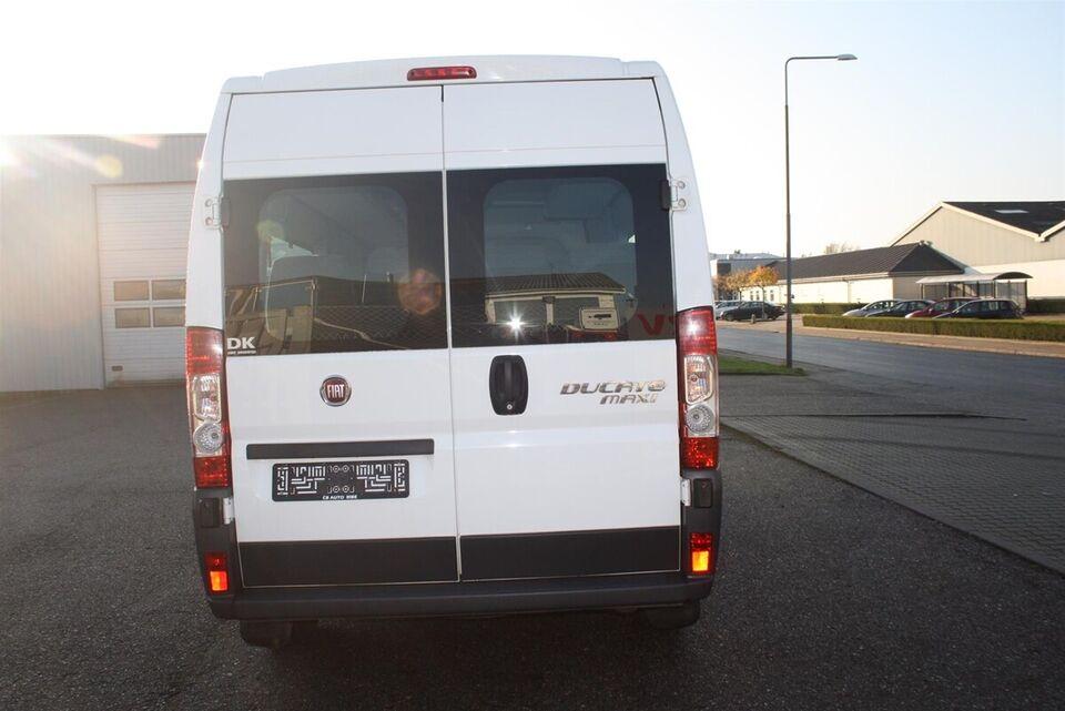 Fiat Ducato 40 Maxi 2,3 JTD 120 Minibus L3H2 Diesel modelår