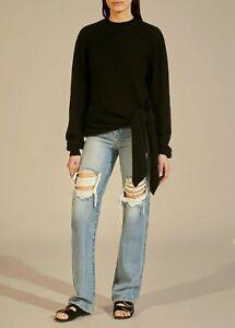 880-Khaite-Asymmetric-Stretch-Relaxed-Slim-Fit-Cashmere-Side-Tie-Sweater-M-Esme