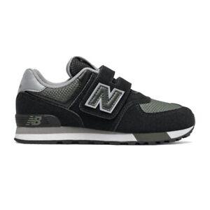 new balance noir junior