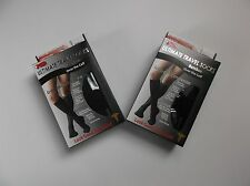 23d651707fc +MD plusMD Ultimate Travel Socks Bamboo Over the Calf Grad. Compression- 2  Pair