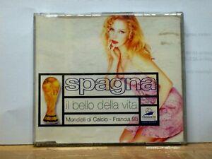 """SPAGNA- CD SINGOLO-"""" IL BELLO DELLA VITA""""   NUOVO--NO CELLOPHAN"""