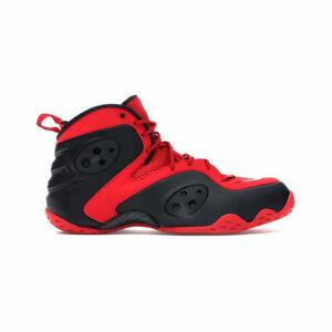 Nike-Men-039-s-Zoom-Rookie-University-Red-Black-Basketball-Shoes-BQ3379-600-NEW