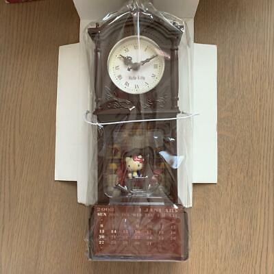 Sanrio Hello Kitty Premium Gorgeous Pink Carriage Clock