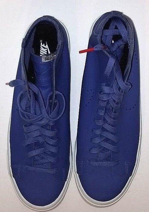 Neue nike - mens blazer blazer blazer studio italienisches leder Blau moon e sz 11,5 (880870-400) 2a3b19