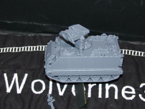 1//100 15mm FREE SHIPPING Flames Of War USA M901 ITV Improved TOW Vehicle