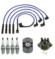 Mazda Mx-3 92-93 Ignition Kit Distributor Cap Rotor Plugs Wire High Quality on sale