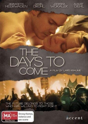 1 of 1 - The Days To Come (DVD, 2012) August Diehl, Bernadette Heerwagen, Daniel Bruhl