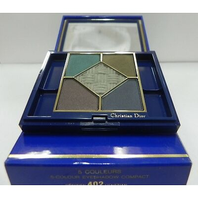 CHRISTIAN DIOR 5-COLOUR EYESHADOW COMPACT # 402 IMAGES