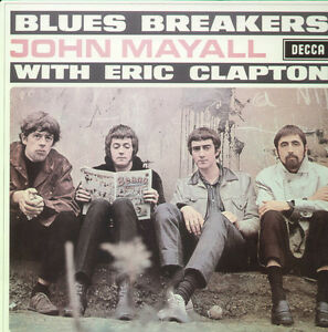 John-Mayall-Blues-Breakers-with-Eric-Clapton-New-Vinyl-LP-UK-Import