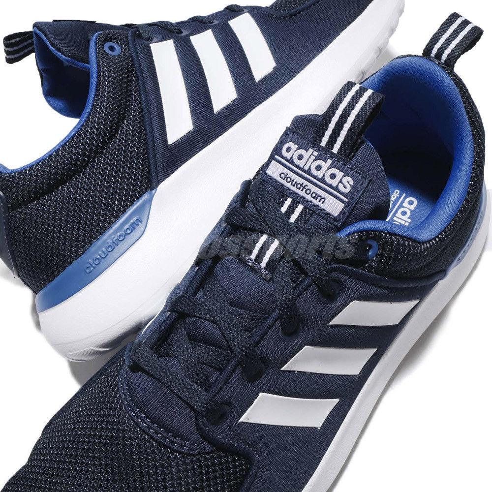 Adidas - - Adidas Turnschuhe - männer cloudfoam racer von schuhen blau freizeit b9821 016206
