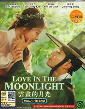 DVD Korean Drama Moon Lovers Scarlet Heart Ryeo EP 1 - 20 End for