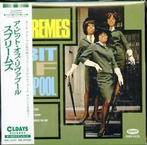 SUPREMES-A-BIT-OF-LIVERPOOL-JAPAN-MINI-LP-CD-C94