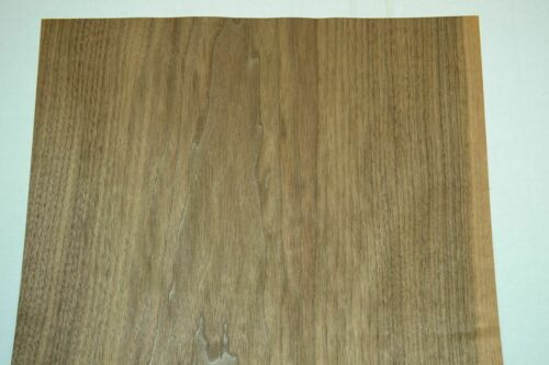 Walnut Raw Wood Veneer Sheets 15.5 x 27 inches 1//42nd                  7222-46