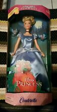 DISNEY PRINCESS CINDERELLA DOLL MY FAVORITE FAIRYTALE COLLECTION #47970! NRFB!