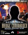Star Trek : Bridge Commander Official Strategy Guide by Howard Jones (2002, Paperback)
