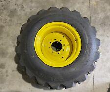 John Deere Lva12607 Wheel Amp Galaxy Marathoner Tire Combo 43x16 20 4 Ply