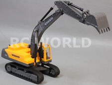 R/C EXCAVATOR 1/32 Volvo EC460 RC Construction +Engine Sounds, Lights, Batteries