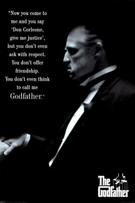 The Corleones NEW 24x36 THE GODFATHER MOVIE POSTER
